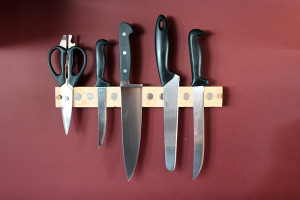 Kitchen Knife Holder - Available in Various Sizes