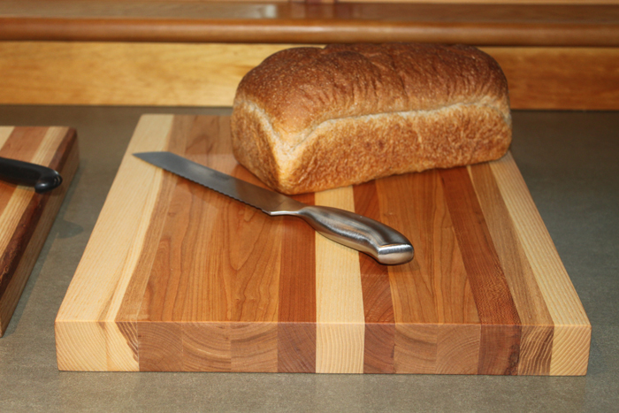 Mixed Hardwood Cutting boards