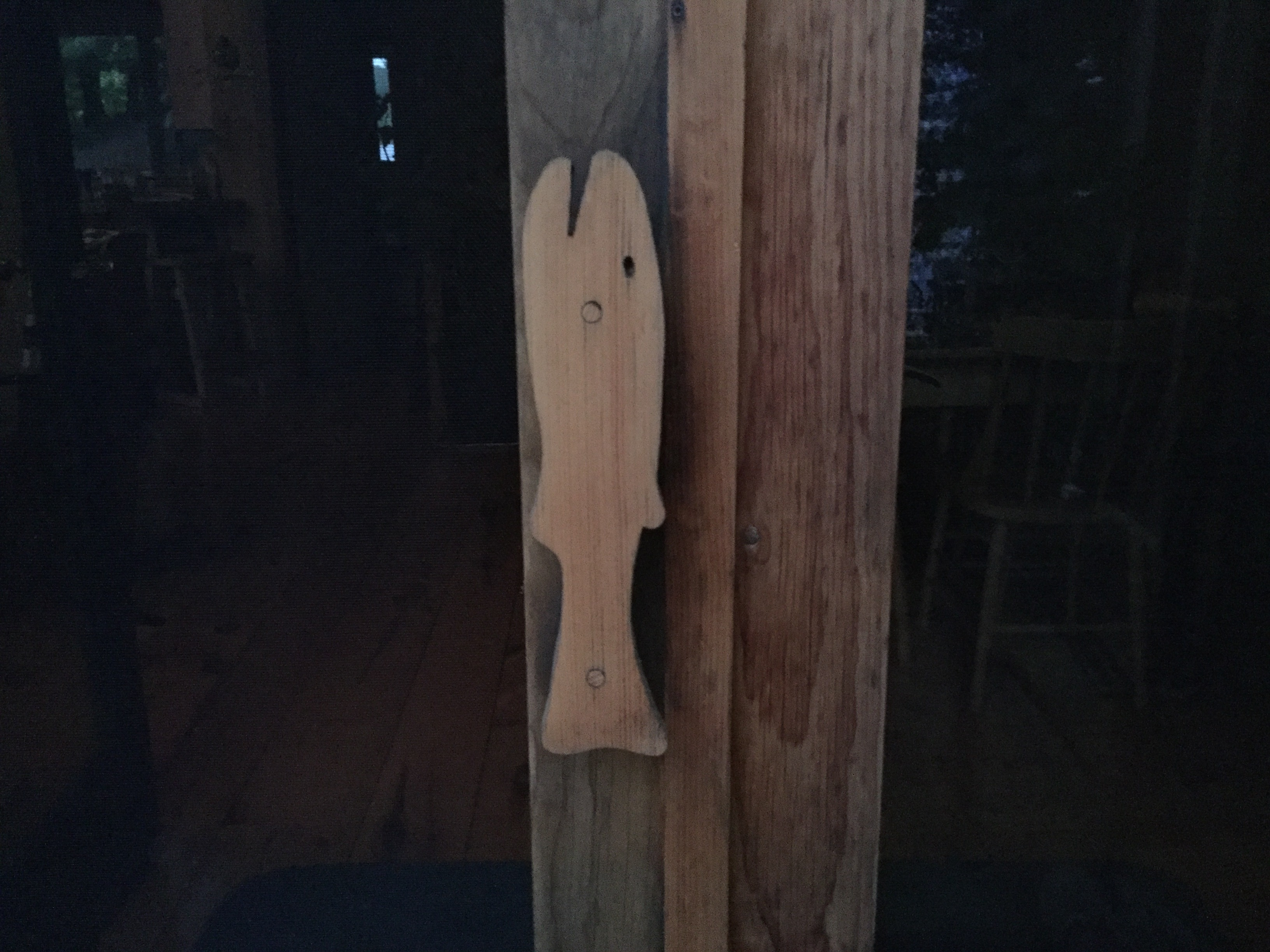 Fish Door Handle