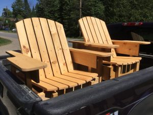 "Outdoor Chairs - ""The Big Boy"""