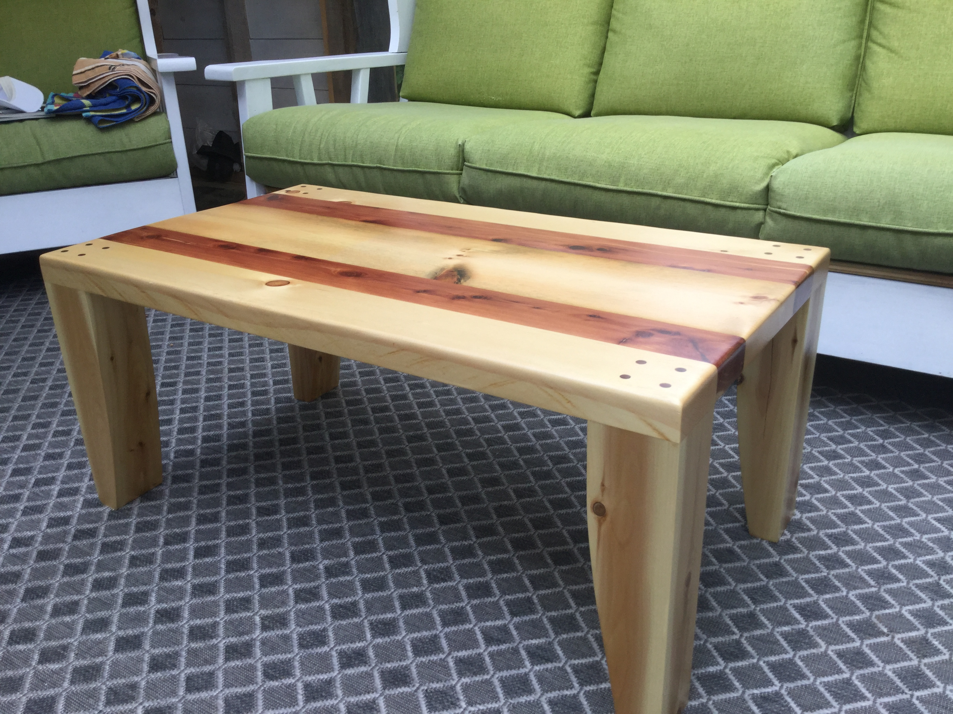 Juniper Wood Table