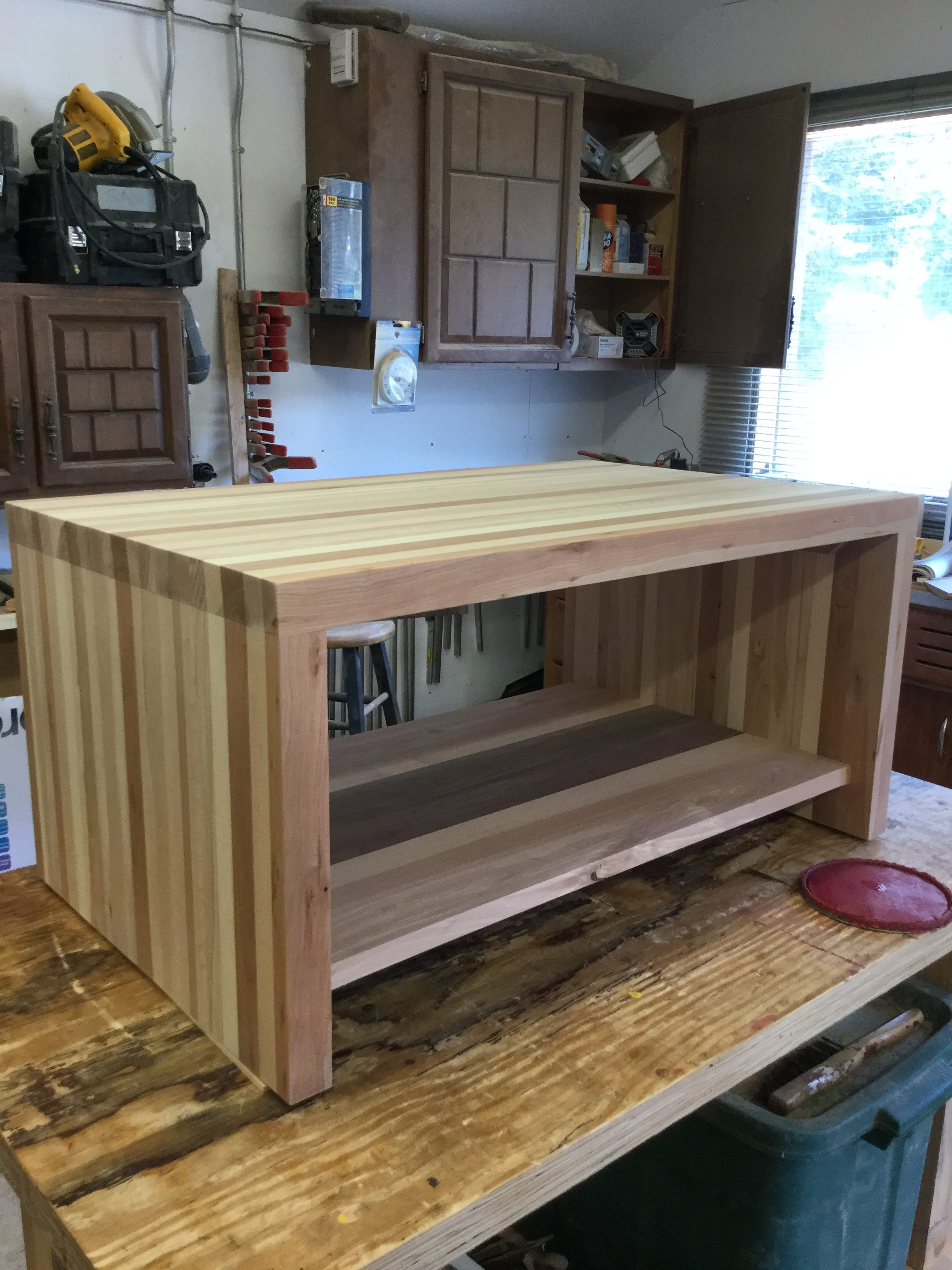 Custom Made Tables - Funky table designs made with various woods